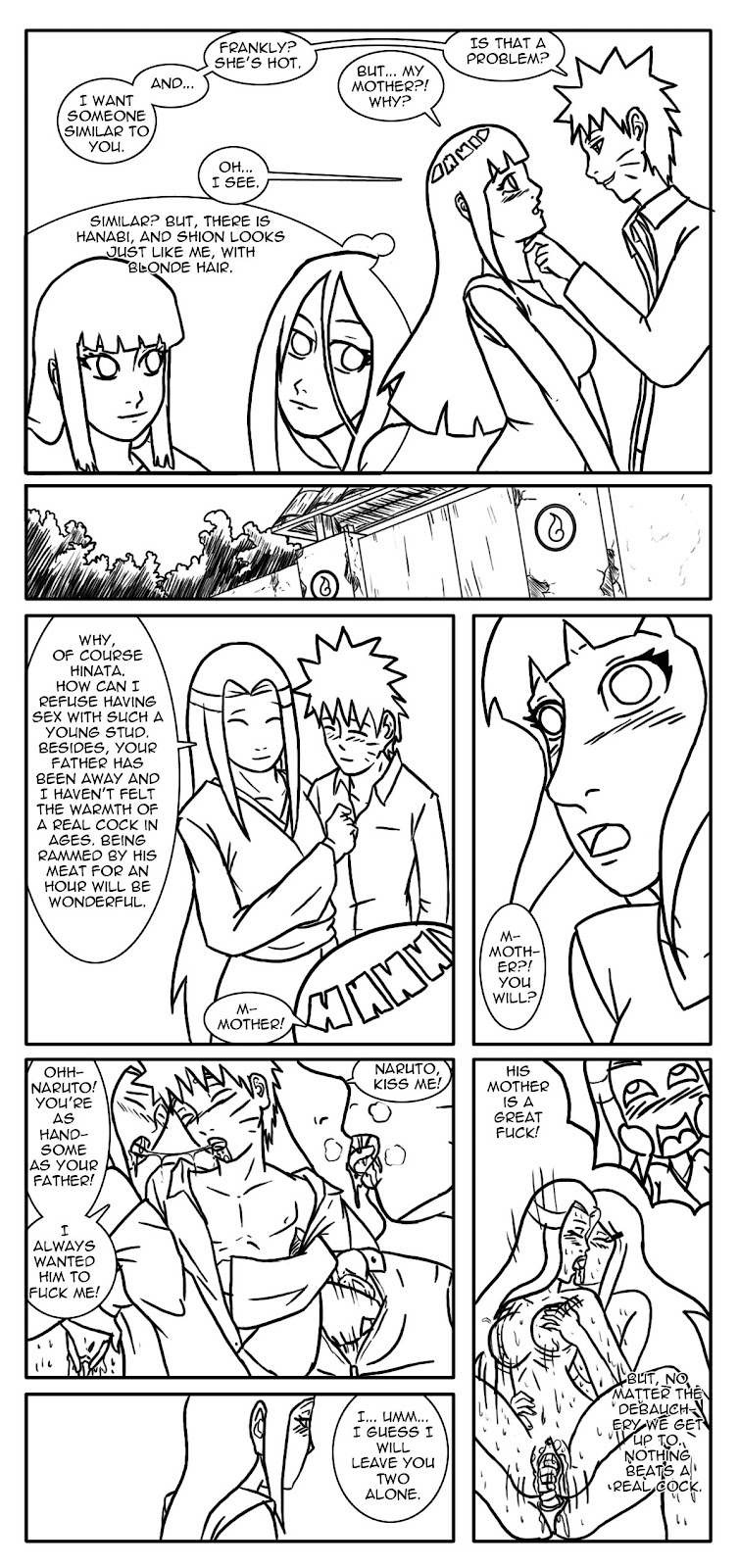 and fanfiction naruto naruko married Female deathclaw x male reader