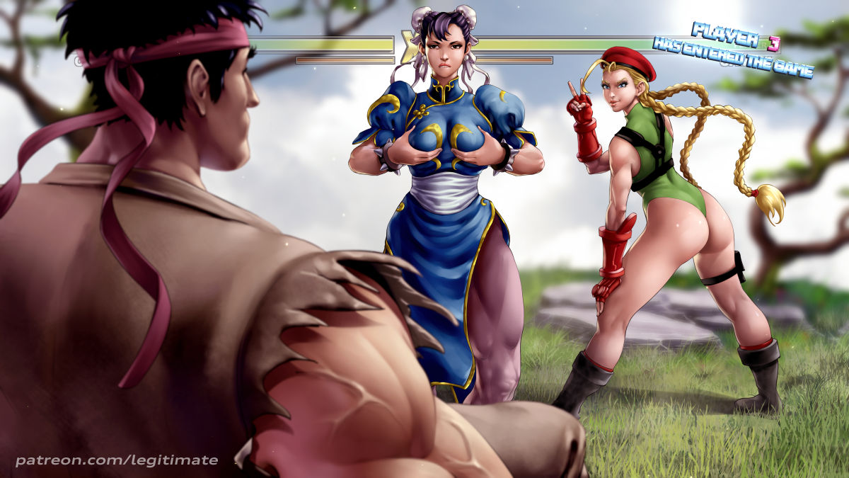 white 5 street fighter cammy Mario tennis power tour characters