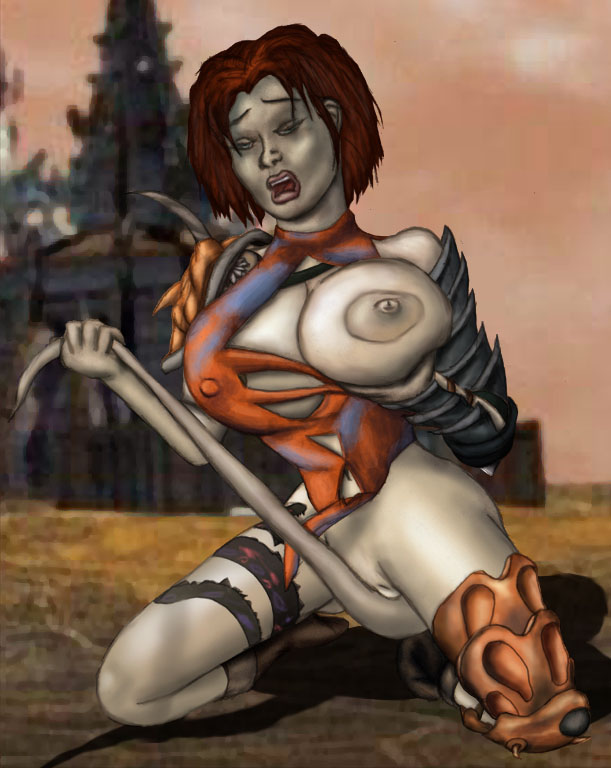 planescape torment grace fall from Brandy & mr whiskers porn