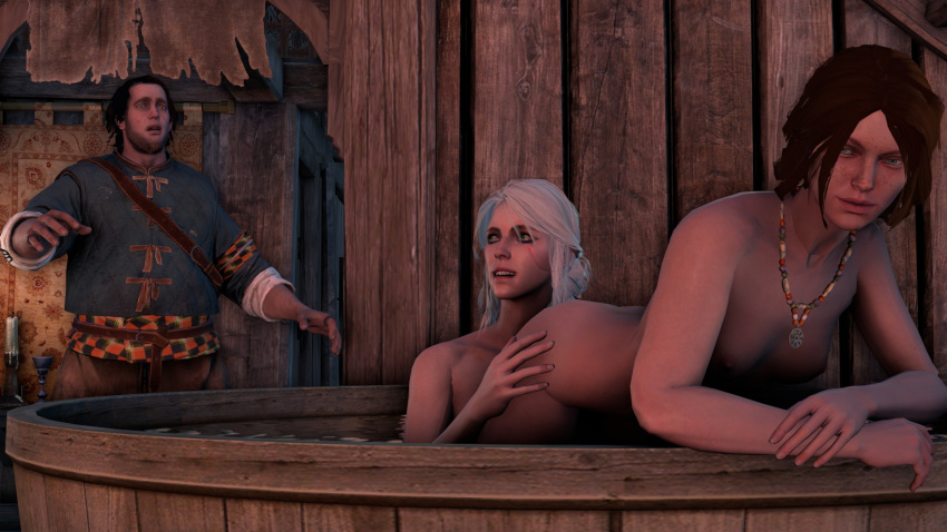 witcher elder the unseen 3 Thread of prophecy is severed