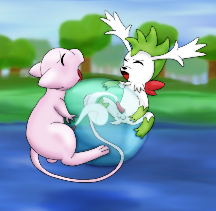 to shaymin form sky how get Pokemon fanfiction ash raised by legendaries